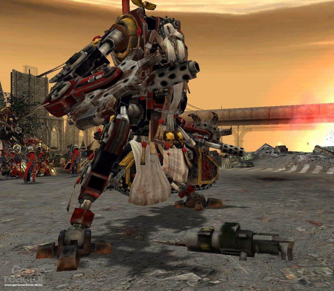 Warhammer 40000 Dawn Of War Soulstorm Игра По Сети