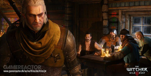 Kolla in lanseringstrailern för  The Witcher 3: Game of The Year Edition