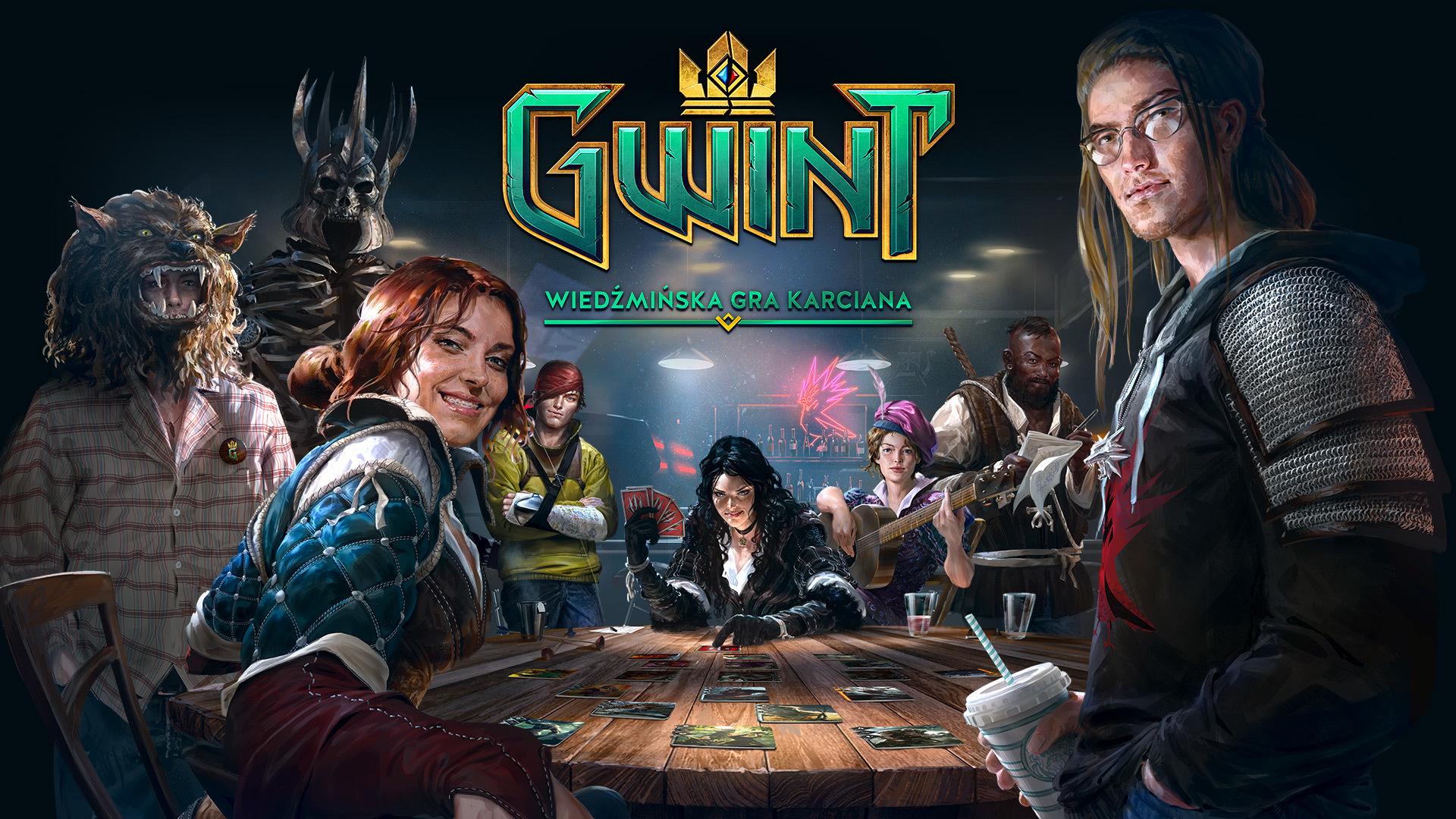 Gwent: The Witcher Card Game nu släppt även till Steam
