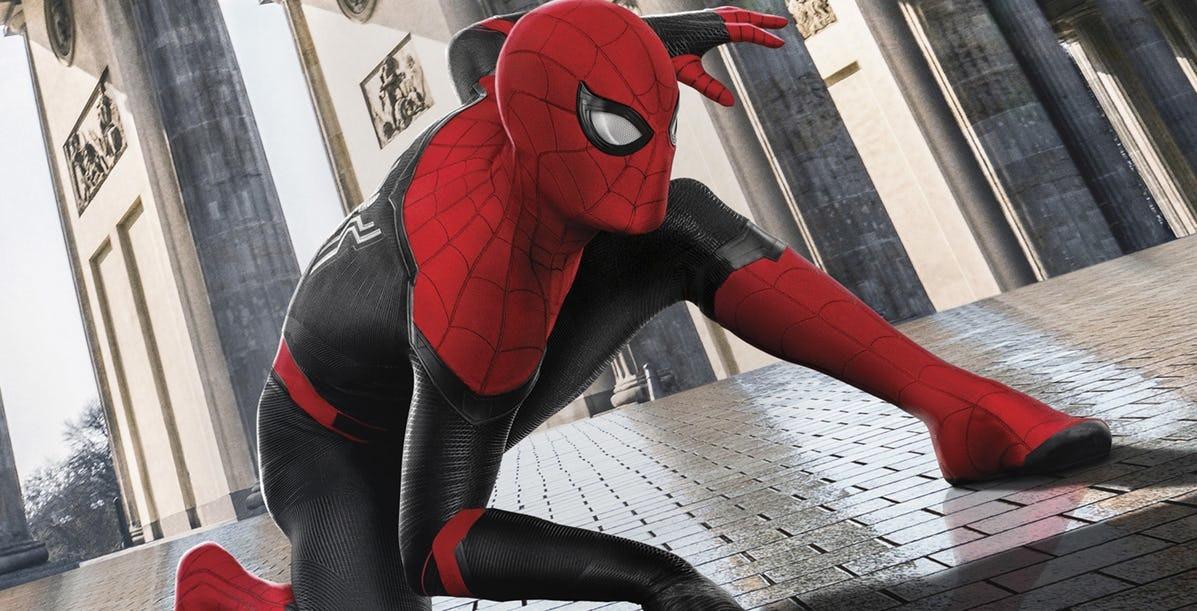 12fdaf97d1b Nya trailern för Spider-Man: Far From Home spoilar Endgame - - Gamereactor