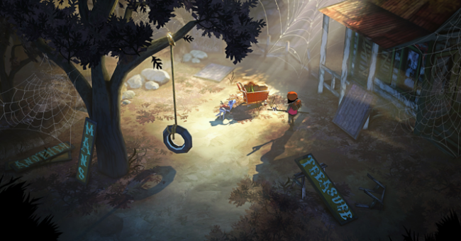 The Flame in the Flood till Playstation 4 i januari