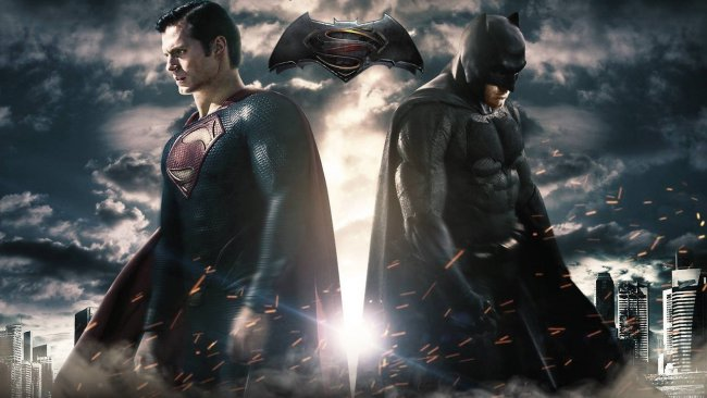 Kolla in senaste Batman v Superman: Dawn of Justice-trailern
