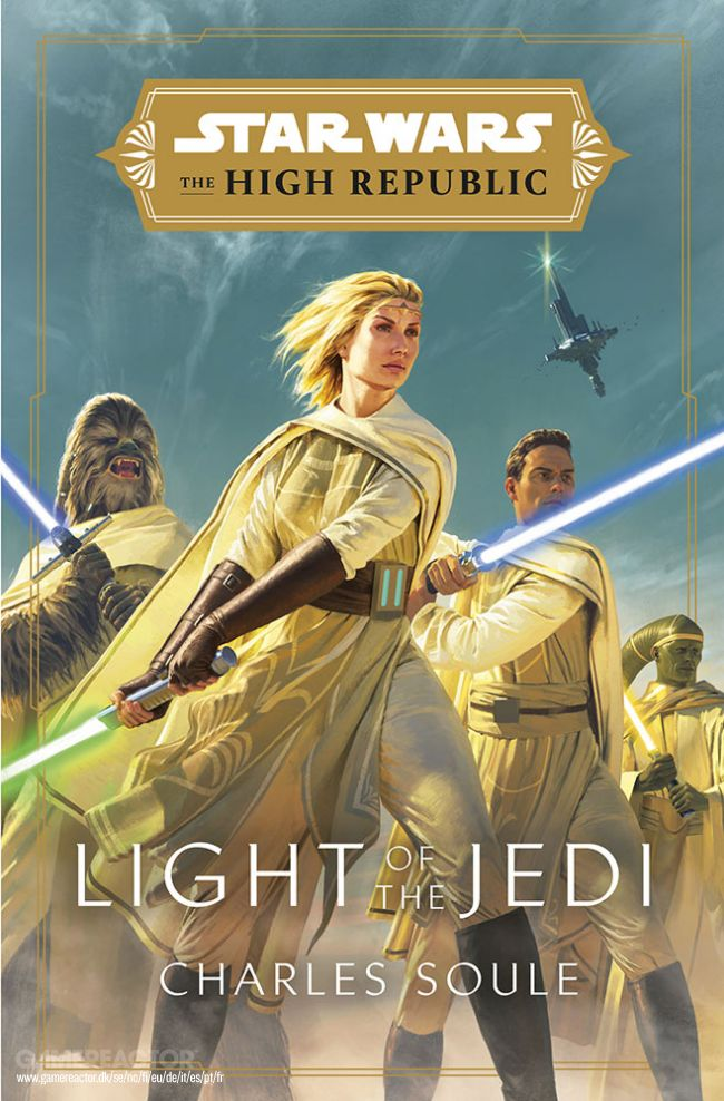 Lucasfilm utannonserar Star Wars: The High Republic