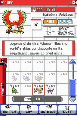 Pokémon Heartgold/Soulsilver