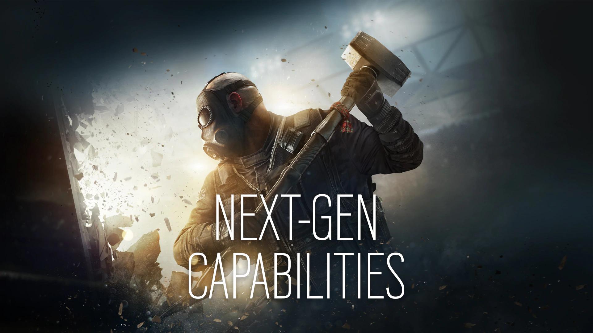 Såhär förbättras Rainbow Six: Siege till PS5 och Xbox Series S/X