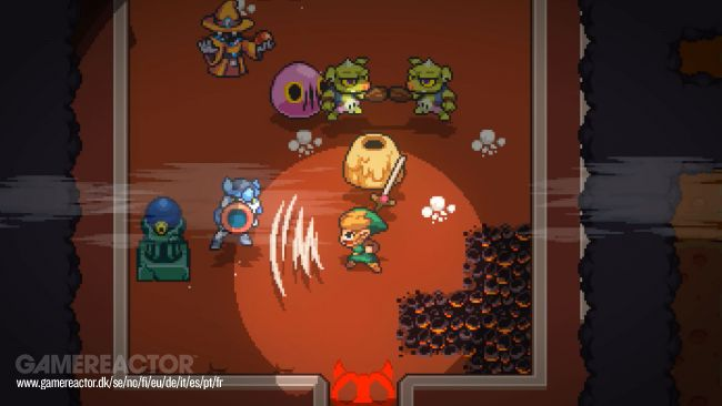 5 snabba: Cadence of Hyrule: The Legend of Zelda
