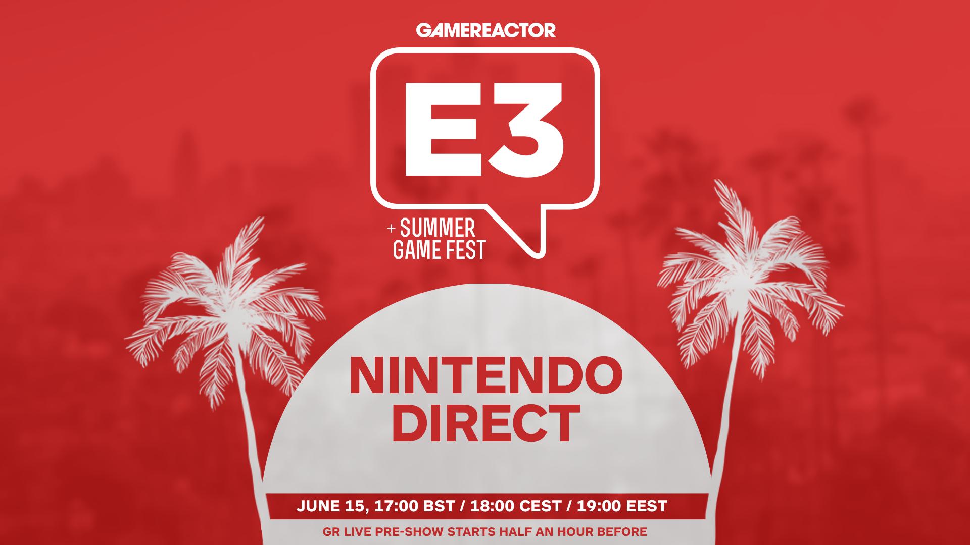 Nintendos E3-direkt - Det vi förväntar oss och hoppas att få se