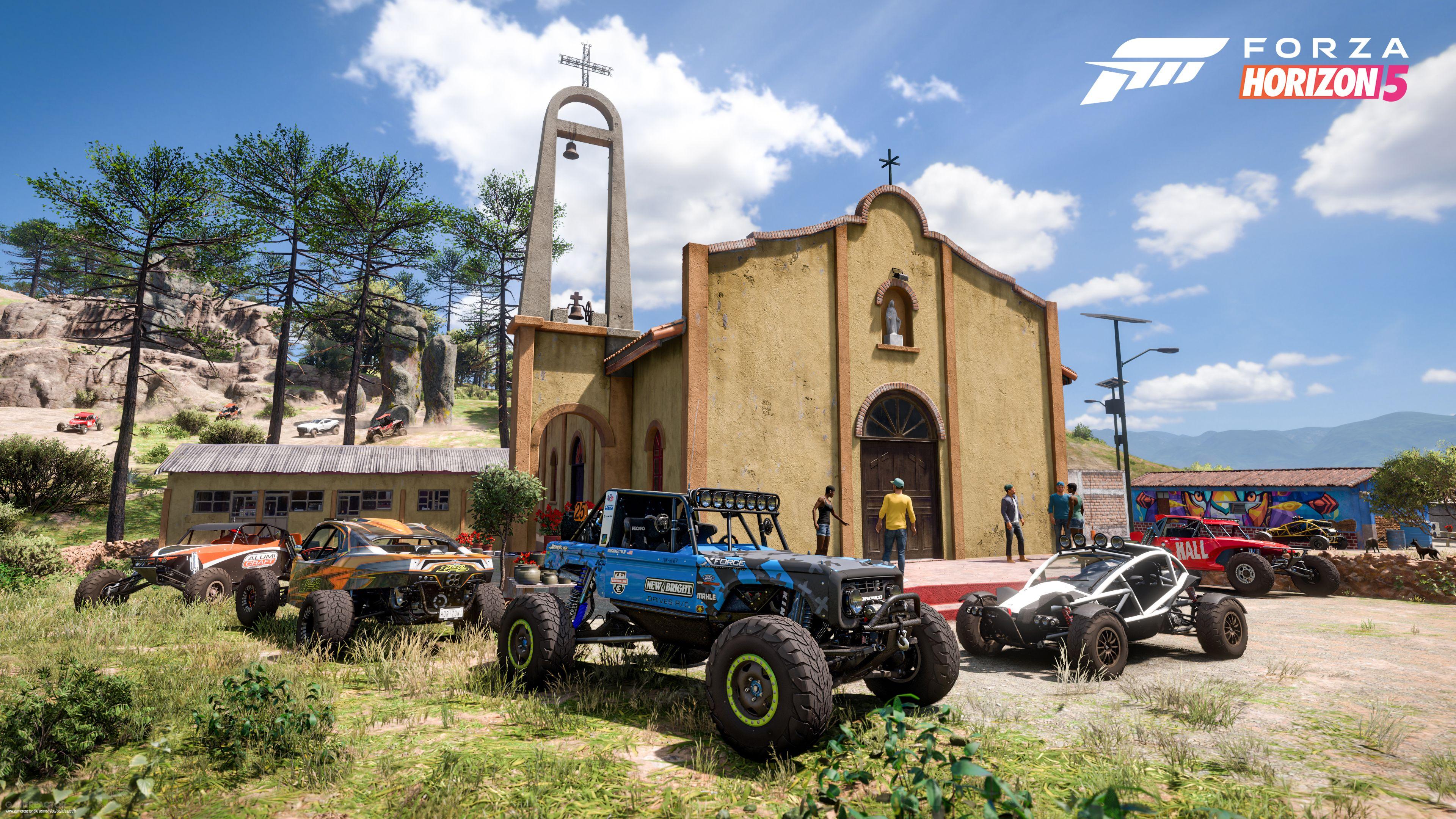 Nya bilder och mer information om Forza Horizon 5