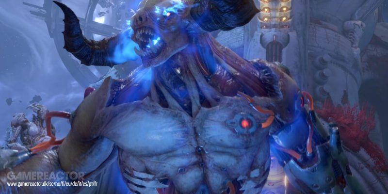 Doom Eternal får ingen fysisk Switch-utgåva
