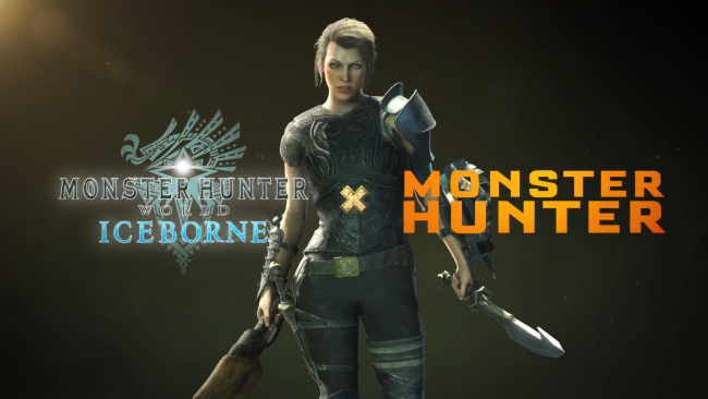 Nytt Monster Hunter World: Iceborne-uppdrag har Milla Jovovich i huvudrollen