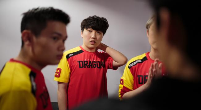 Shanghai Dragons manager talks about poor form
