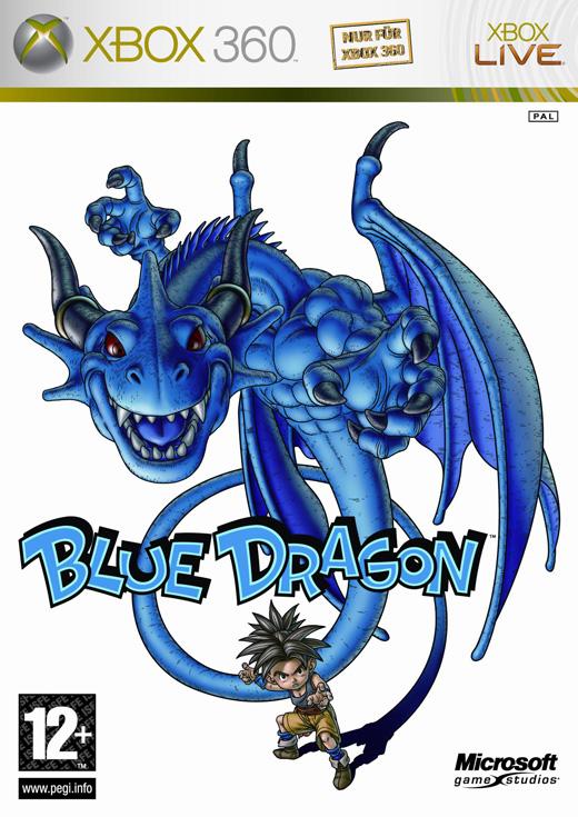 ZoroZs recension av Blue Dragon - Gamereactor Sverige 095e685b36342