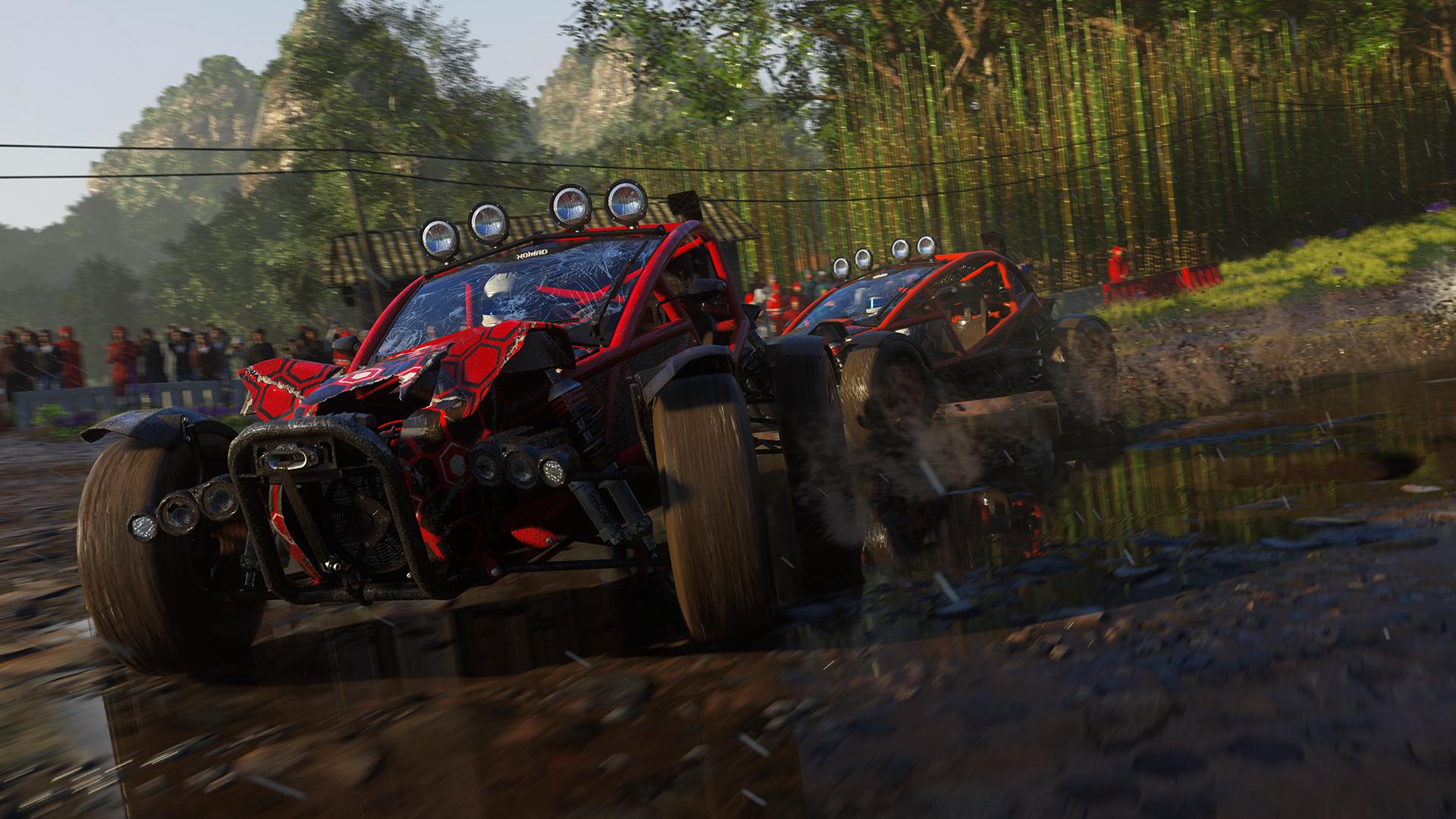 Dirt 5 kan spelas i 120 bilder per sekund till Xbox Series X