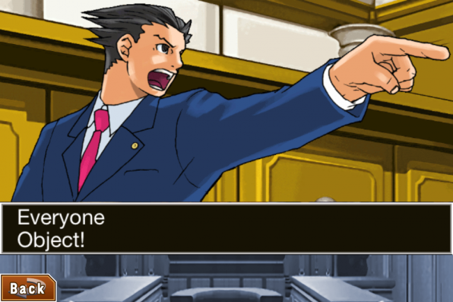 Releasedatum f�r Phoenix Wright: Ace Attorney Trilogy HD