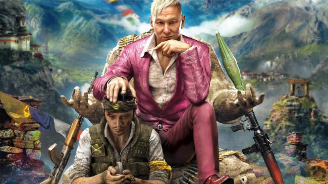 Far Cry 4's Pagan Min.