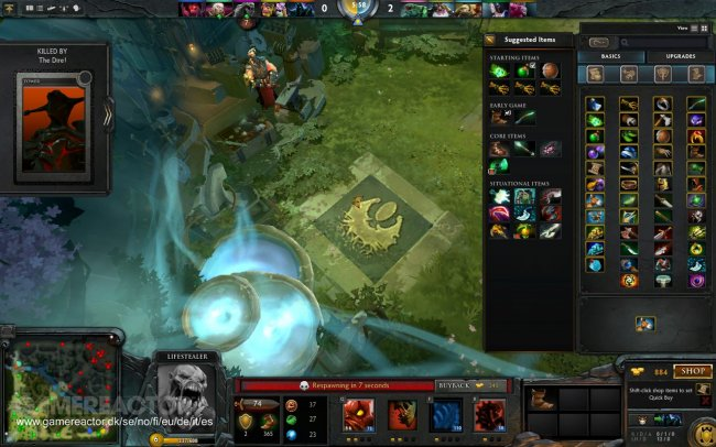 how to play dota 2 online with friends