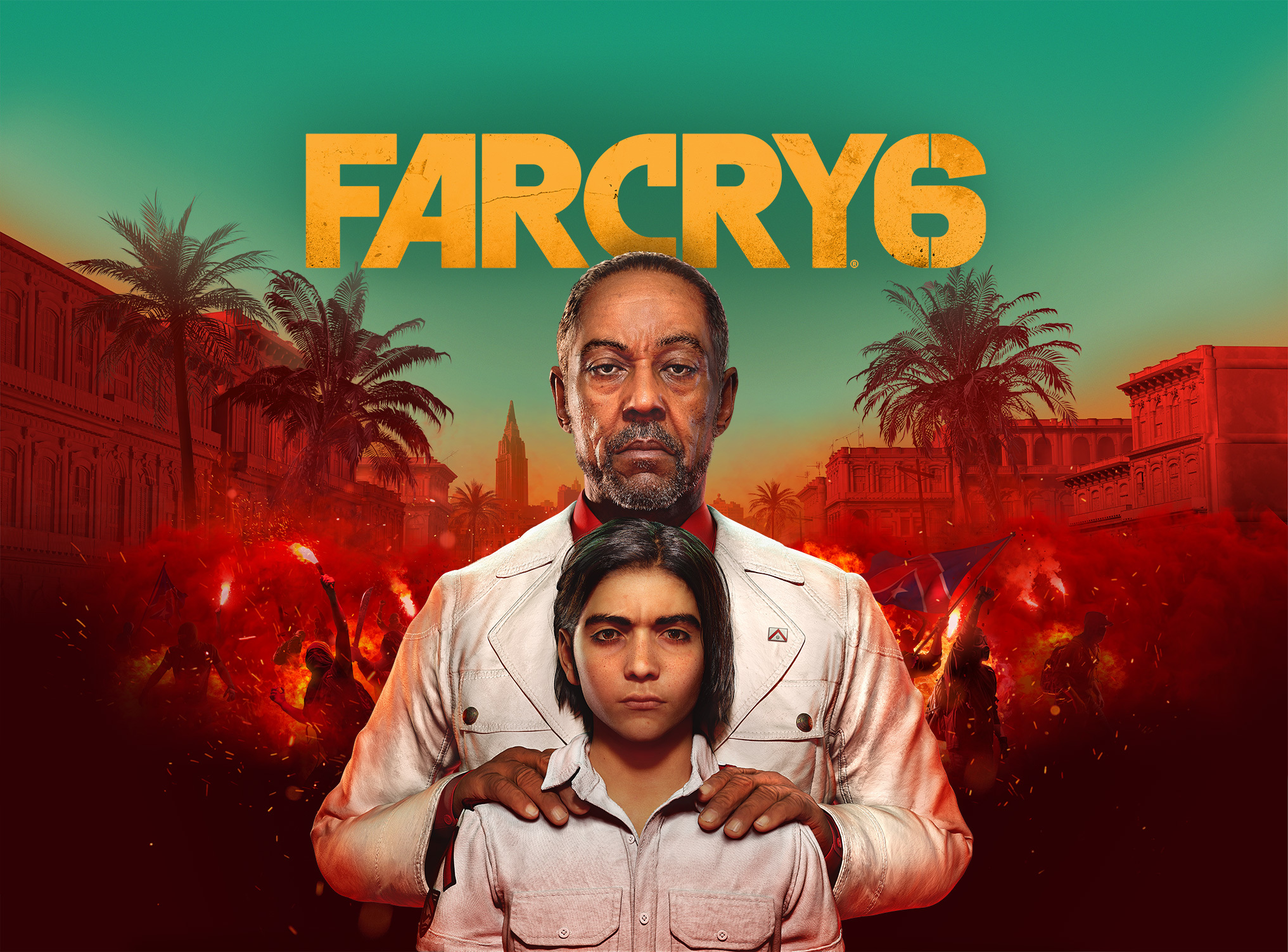 Giancarlo Esposito vill överträffa Vaas i Far Cry 6