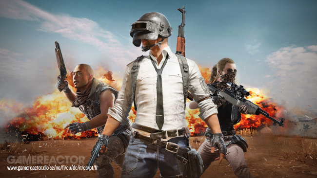 PlayerUnknown's Battlegrounds släpps till PS4 i december