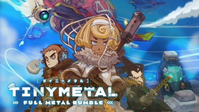 Gamereactor Live: Vi ger oss i kast med Tiny Metal: Full Metal Rumble till Switch