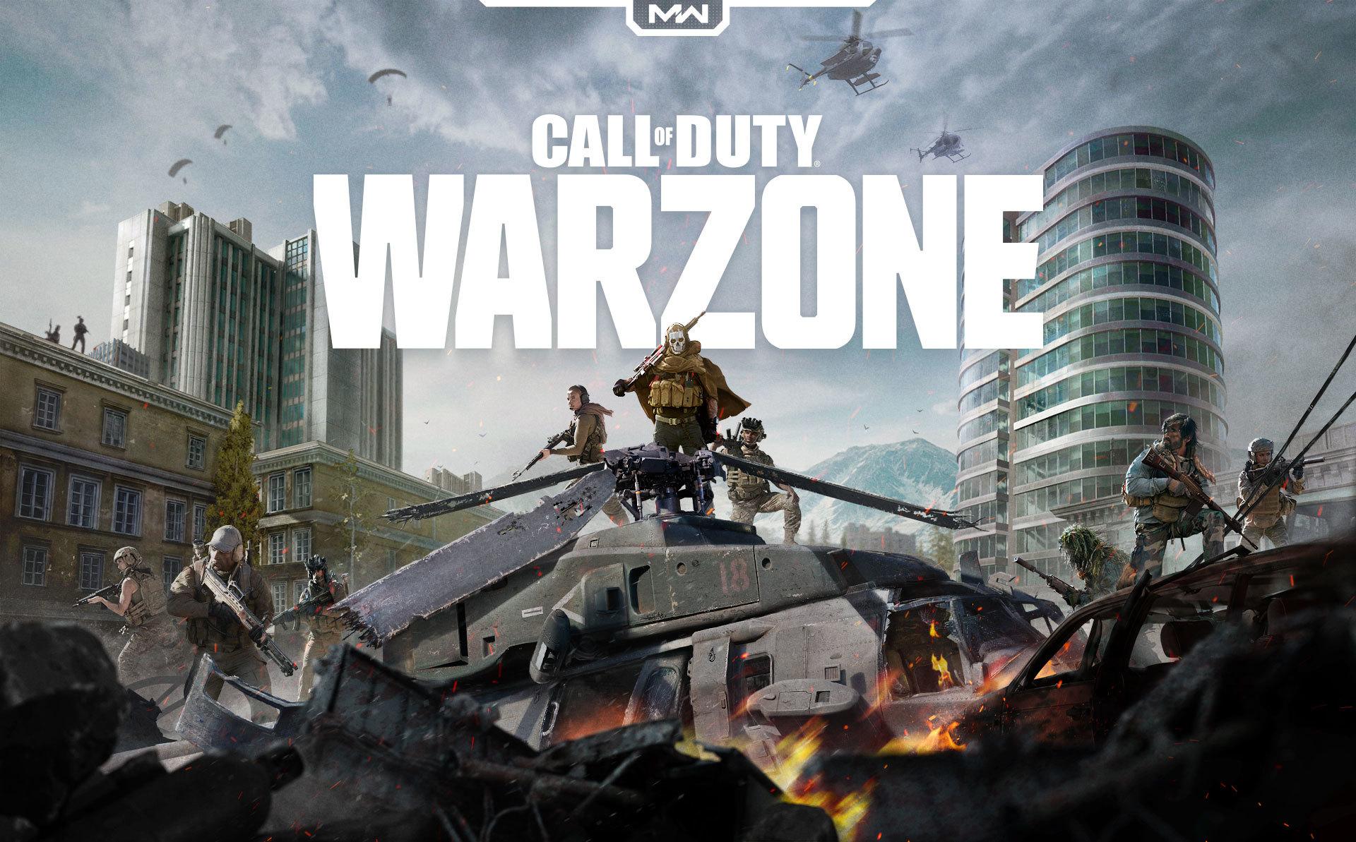 Call of Duty: Warzone går äntligen att spela i 120 bilder per sekund till PS5