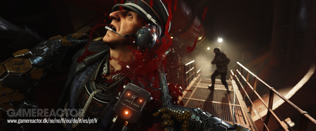 Brutalsnygga Wolfenstein II: The New Colossus-bilder uppvisade