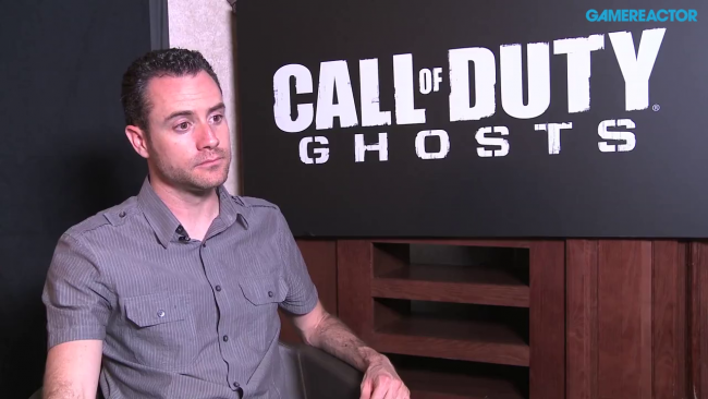 GRTV: Intervju om Call of Duty: Ghosts