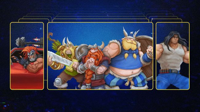 Blizzard Arcade Collection utökat med Lost Vikings 2 och RPM Racing