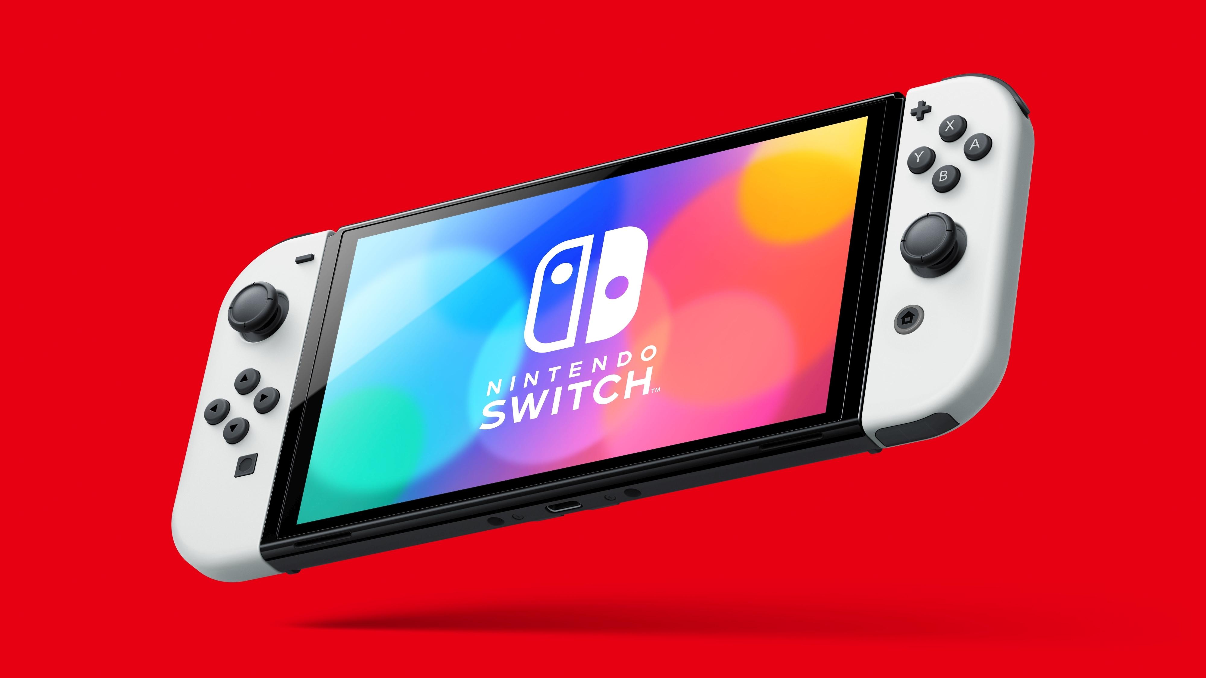 Rapport: Switch OLED är billig att tillverka