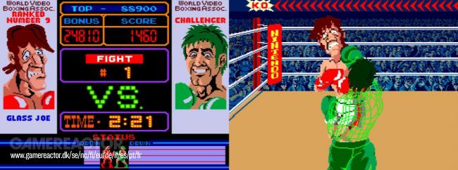 Arcade Punch-Out släpps till Nintendo Switch