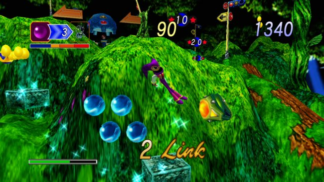 Nights: Into Dreams