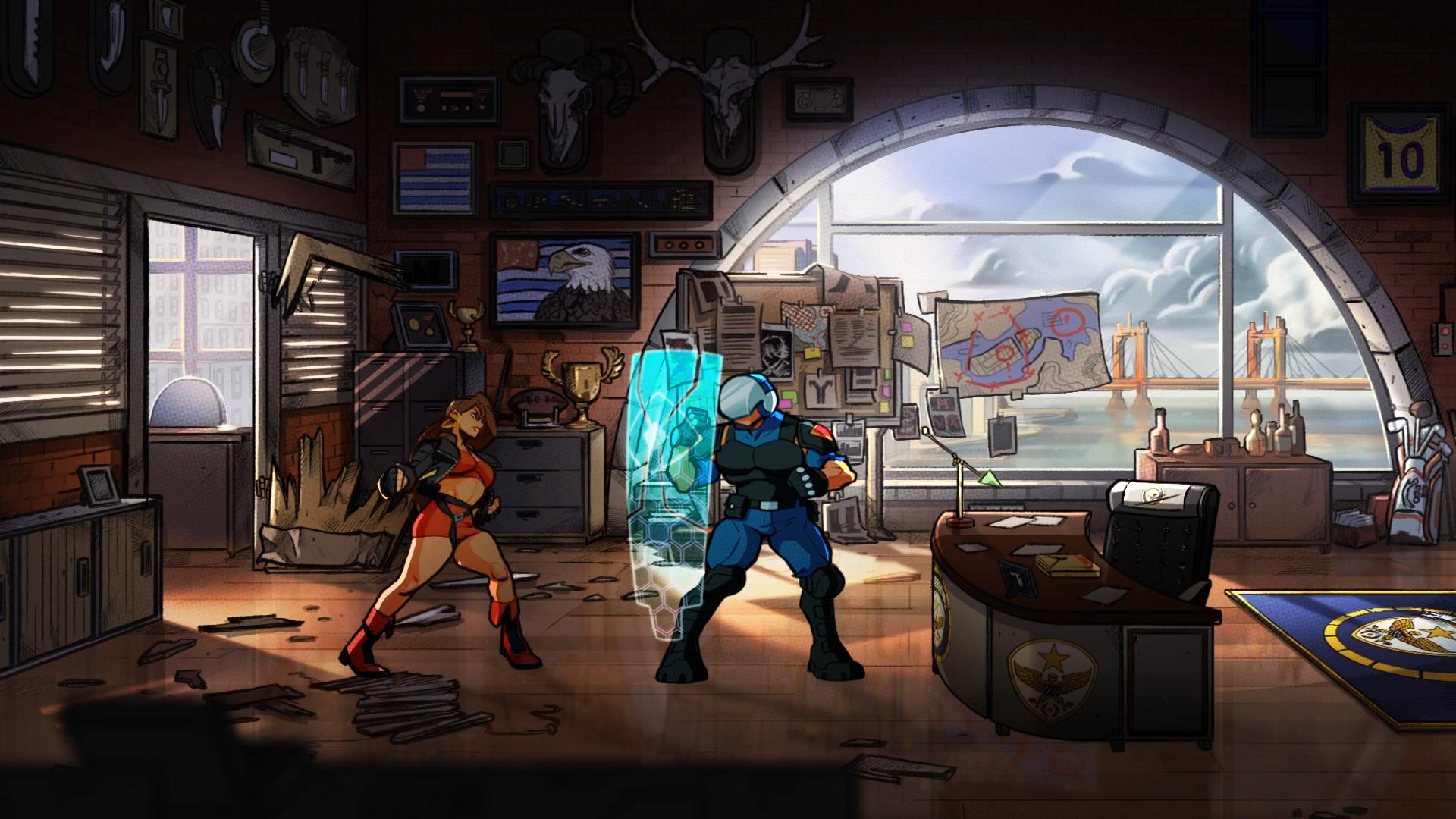 Streets of Rage 4 släpps om två veckor