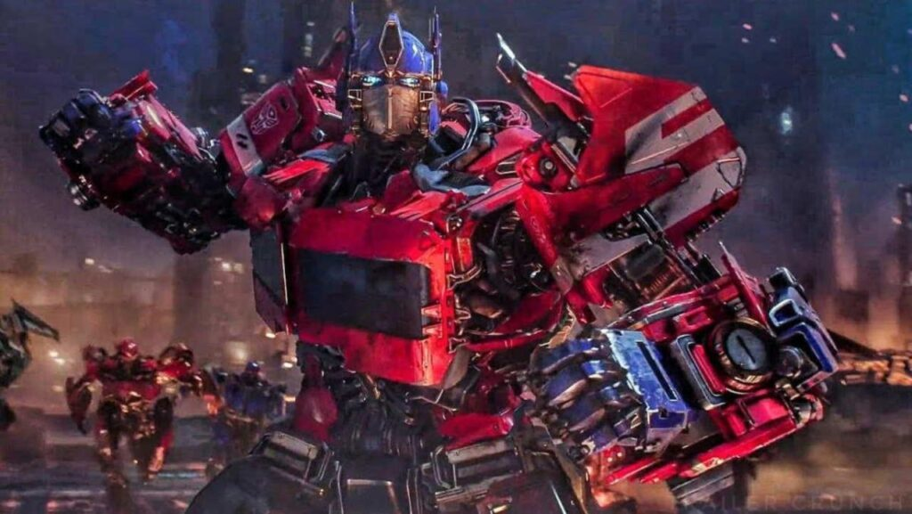 Transformers: Rise of the Beasts blir nästa Transformers-film
