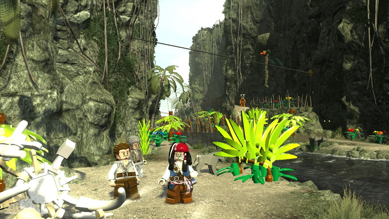 Lego Pirates Of The Caribbean Recension Gamereactor