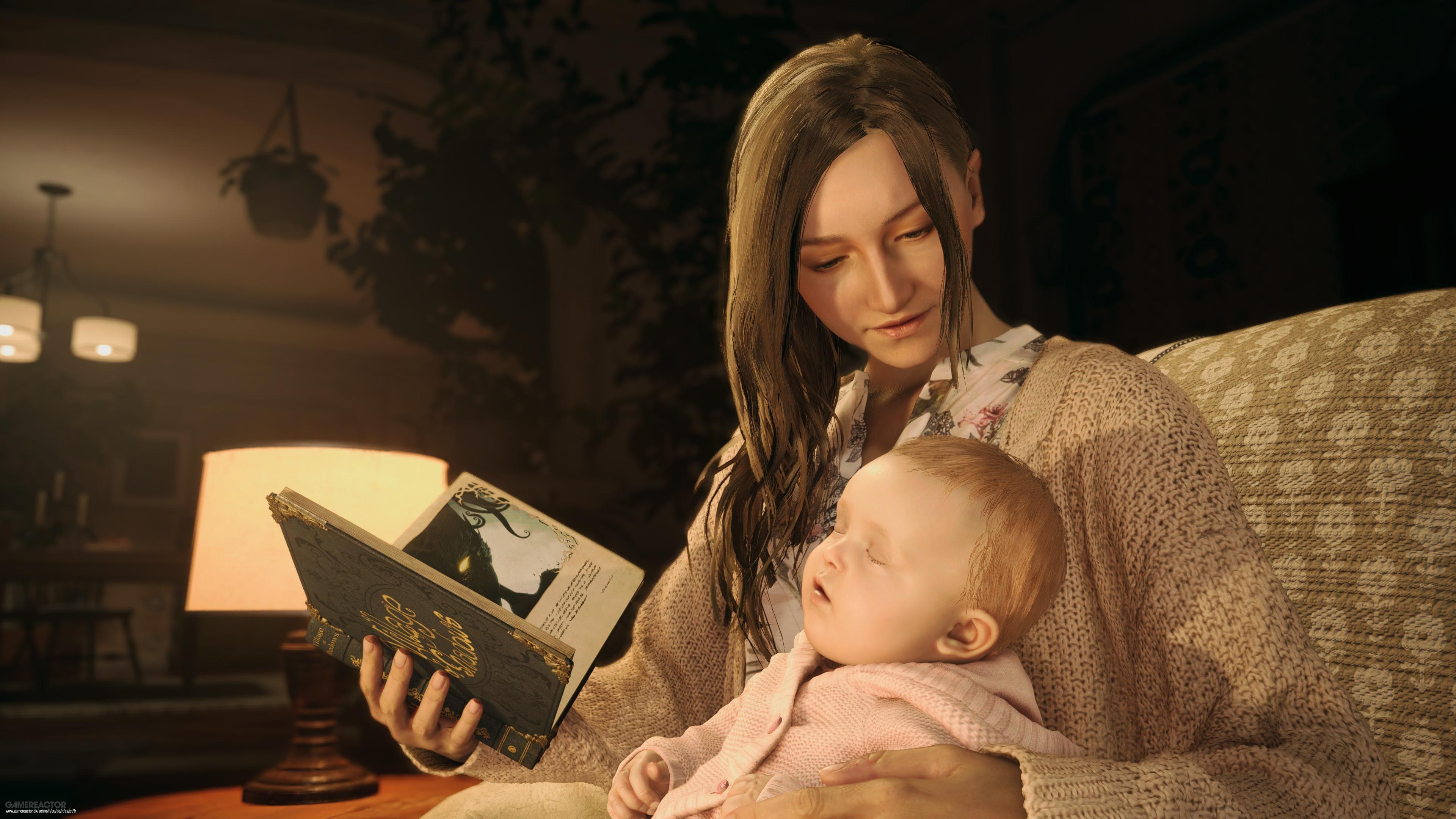 Snabba laddningstider i Resident Evil Village till PS5