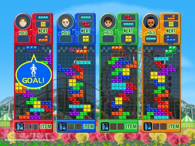 Tetris Party Deluxe