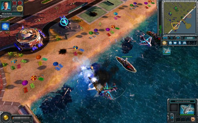 Trailer: Command & Conquer Red Red Alert 3 Demo. Bilder. Patch.
