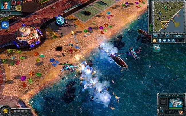 Trailer: Command & Conquer Red Red Alert 3 Demo. Bilder. Patch.