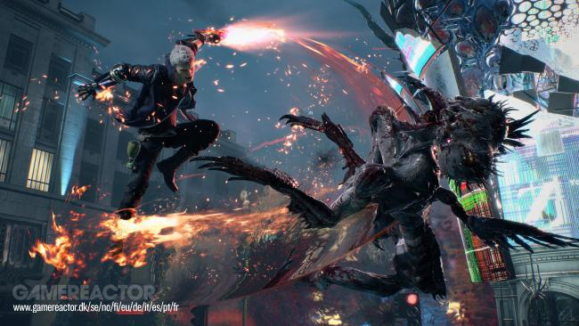 Releasedatumet för Devil May Cry 5 presenterat via ny trailer