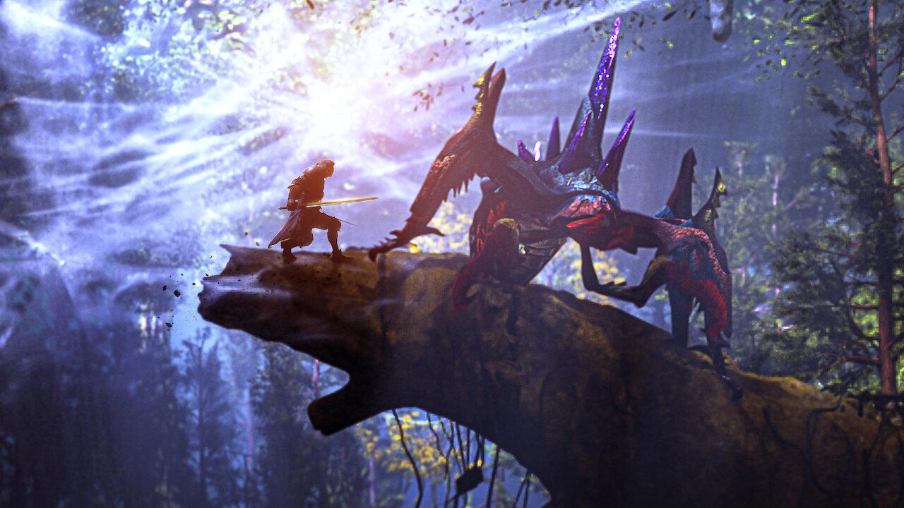 Monster Hunter: Legends of the Guild släpps i sommar på Netflix