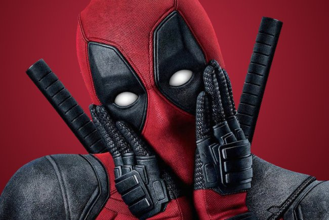 Domino hyllar Ryan Reynolds prestation i Deadpool 2