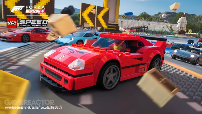 Gamereactor Live: Forza Horizon 4: Speed Champions
