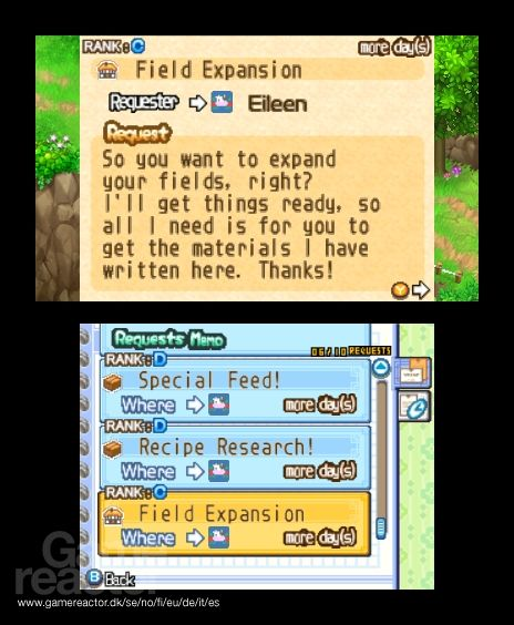 Harvest Moon: Tale of Two Towns - Harvest Moon: The Tale of Two Towns
