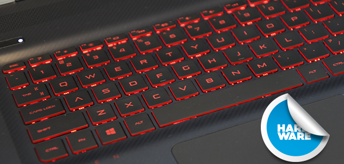 HP Omen 17-W102NO