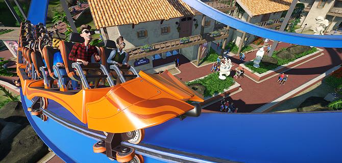 Planet Coaster får en konsolversion i jul