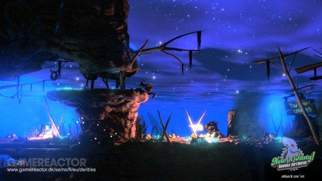 Oddworld: New'n'Tasty