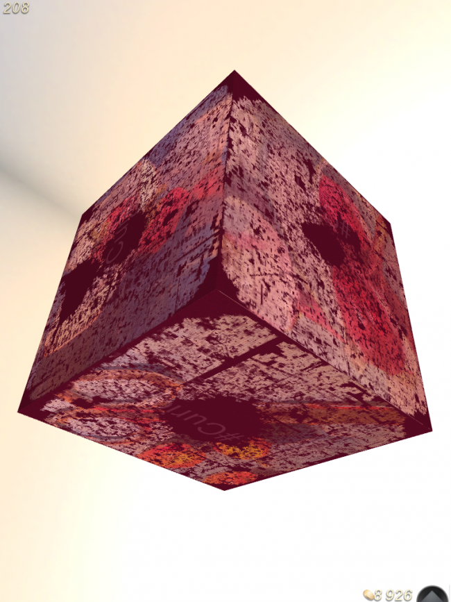 Curiosity: What's Inside the Cube
