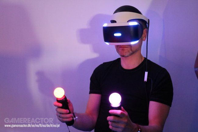 Sony packar upp Playstation VR i officiell