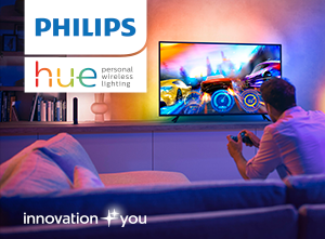 Vi bygger vår Surround Lighting-spelstation med Philips Hue