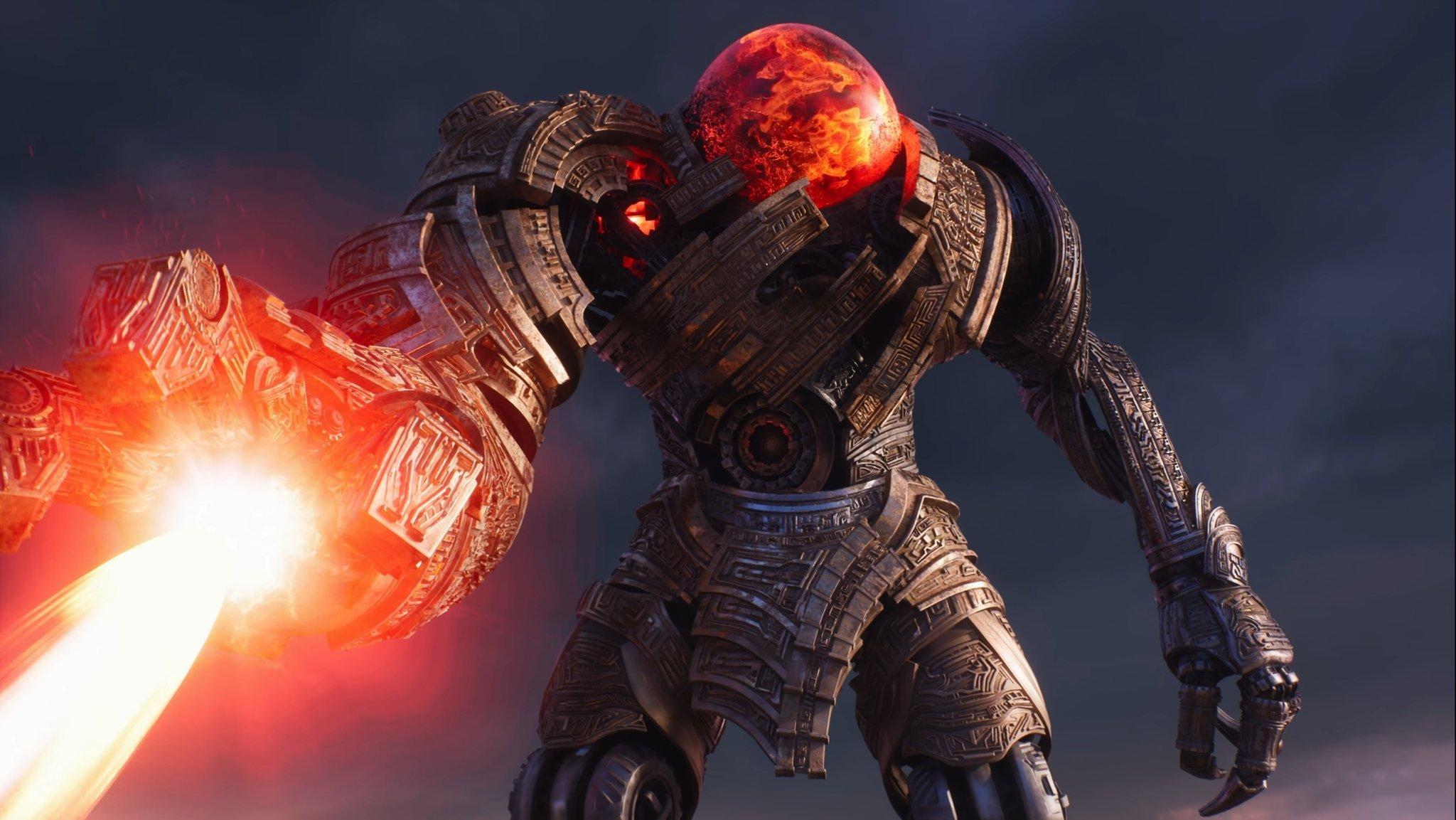 Nytt Unreal Engine 5-demo körs på PS5 och Xbox Series X