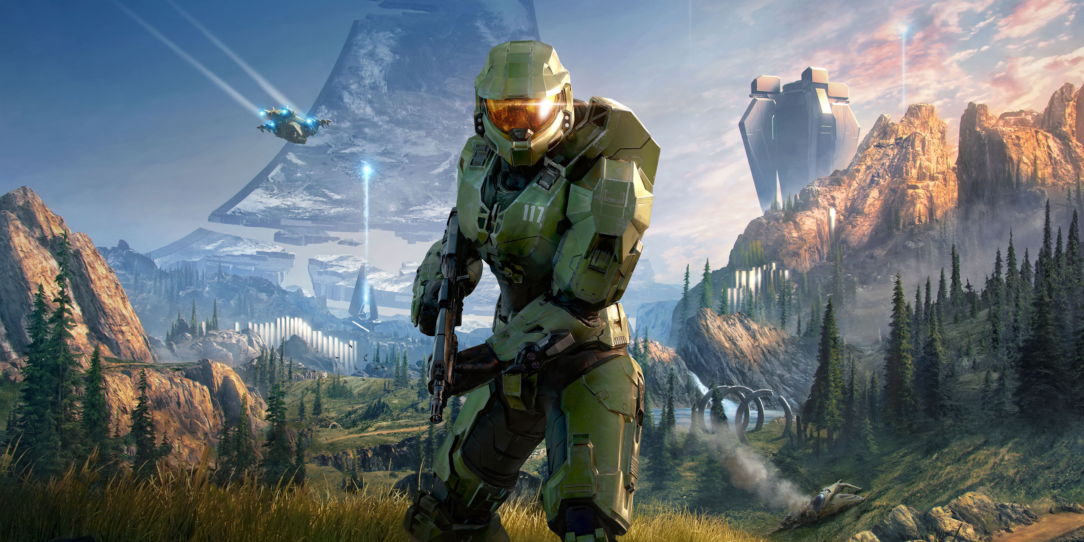 Insider: Halo Infinites multiplayer visas upp på E3